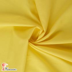 POPELIN COLOR. Tejido de poliéster y algodón. Perfecto para hacer camisas, pañuelos, forrar el traje de flamenca, etc.