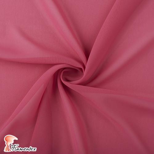DRAVA. Tela de gasa fina perfecta para trajes de fiesta y/o para combinar con tejido de raso.  OEKO-TEX Standard 100