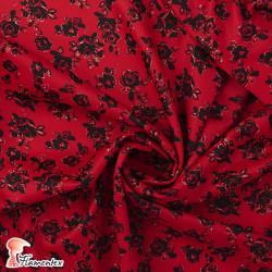 OSUNA. Tejido de punto especial para faldas de ensayo y trajes cómodos de flamenca.