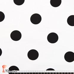 JENNY. Tela satinada elástica ideal trajes de flamenca muy entallados. 3.50 cm