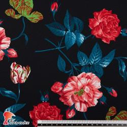 NATASHA. Tela de crespón con mucha caída, para trajes de flamenca.
