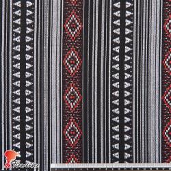 ETNICO ALPUJARRA. Tela de algodón, ideal para ponchos, forros, disfraces hippies, etc.