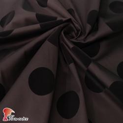 MADIN FLOC. Tejido satinado elástico perfecto para trajes de flamenca muy entallados.