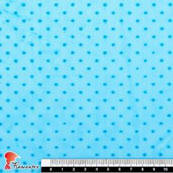 TUL FLOC MESHDANCE. Tul flocado con elastano. (2 mm.) OEKO-TEX Standard 100