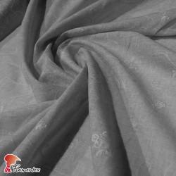 CABORIA. 100% algodón bordado.